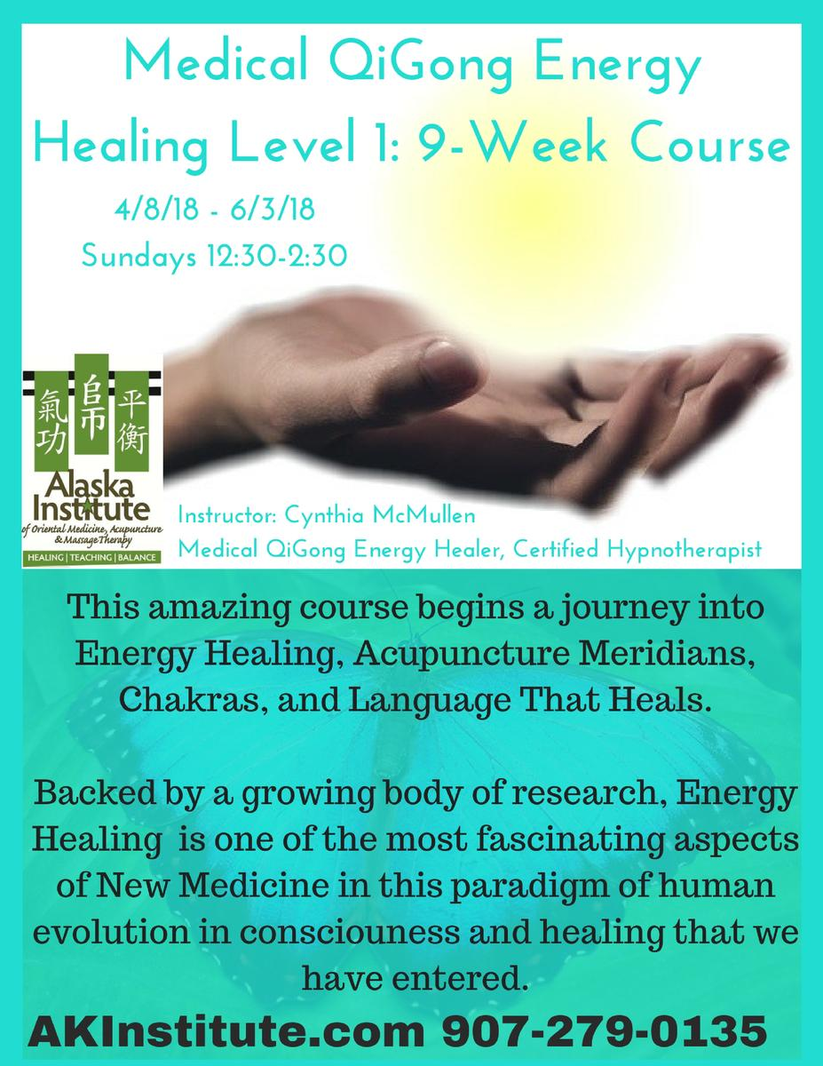 Medical QiGong Energy Healing