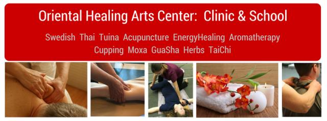 Oriental Healing Arts Center Clinic and School