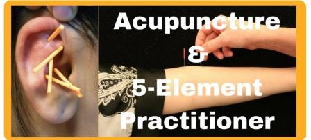 Acupuncture and Five Element Practitioner