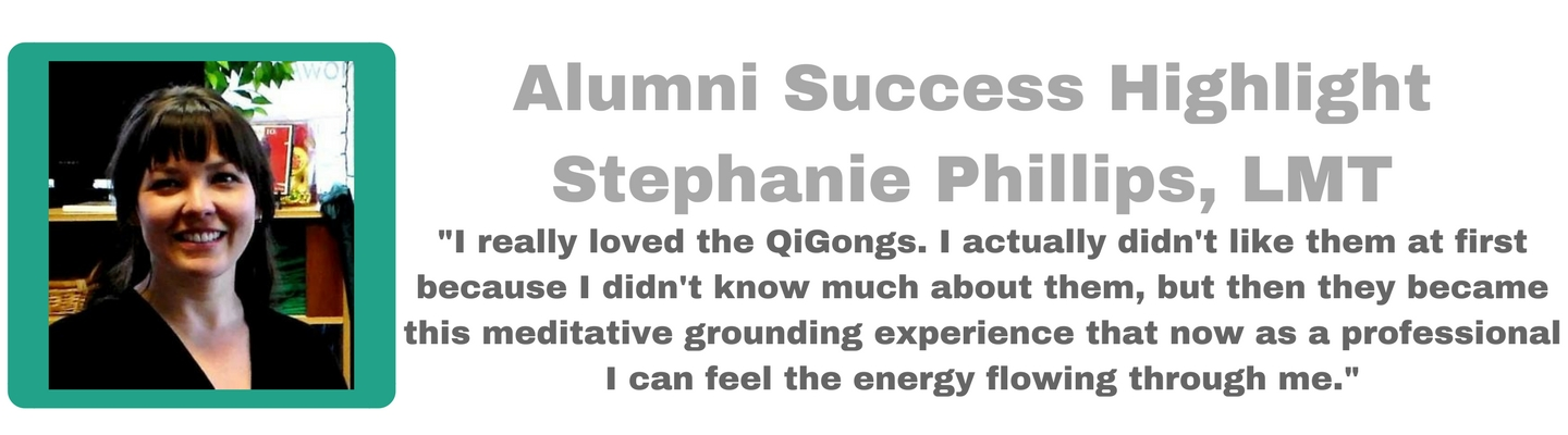 Alumni Success Highlight Stephanie Phillips
