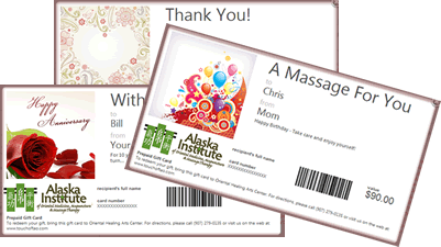 Create your gift certificate
